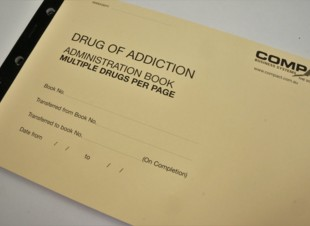 Drugs of Addiction Books Multiple Drugs Per Page