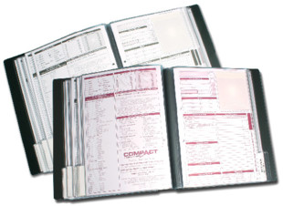 Chart Binder with 18 Chart Capacity
