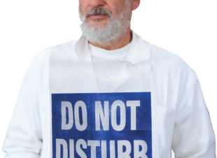 "Medibib ""Do not Disturb"""