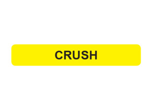Crush Prompt Label