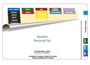 Fully Assembled Student Records File
