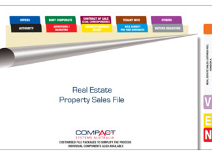 Fully Assembled Real Estate Sales Records File