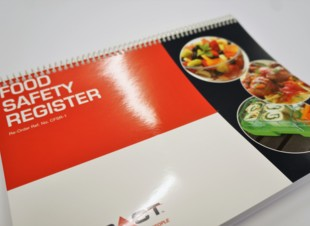 Food Safety Register Books