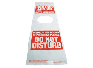 "Medibib ""Medication Round - Do not disturb"""