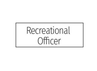 "Rubber Stamp ""Recreation Officer"""