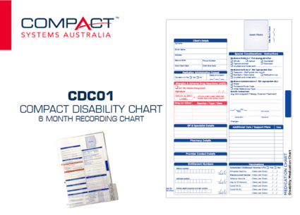 CDC01 - Compact Disability Chart User Guide